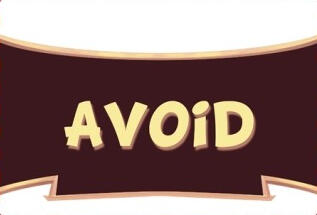 woRdPlaying.cards | Avoid